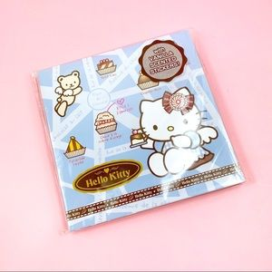 Vintage Sanrio Hello Kitty French Angel Memopad